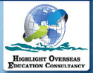 HIGHLIGHTS OVERSEAS EDUCATION CONSULTANCY