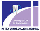 Hi-Tech Dental College & hospital