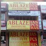 Ablaze Institute for IAS-PCS-HAS