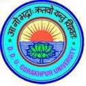 Deen Dayal Upadhyay Gorakhpur University