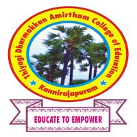 THIYAGI DHARMAKKAN AMIRTHAM COLLEGE OF EDUCATION