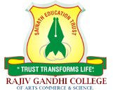 RAJIV GANDHI COLLEGE OF ARTS COMMERCE & SCIENCE