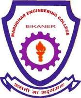 Top Institute MARUDHAR ENGINEERING COLLEGE (MEC),BIKANER details in Edubilla.com