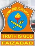 ARMY PUBLIC SCHOOL,Faizabad