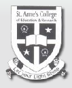 ST. ANNE S COLLEGE OF EDUCATION AND RESEARCH CENTRE