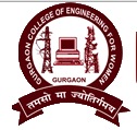 GURGAON COLLEGE OF ENGG.FOR WOMEN