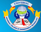 UNIVERSAL COLLEGE OF ENGG AND TECHNOLOGY