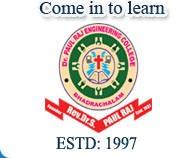 Top Institute DR.PAULRAJ ENGINEERING COLLEGE details in Edubilla.com