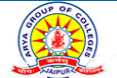 ARYA COLLEGE OF ENGINEERING AND RESEARCH CENTRE