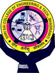 Top Institute SHRI SAI COLLEGE OF ENGINEERING & TECHNOLOGY details in Edubilla.com