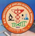 M. N. INSTITUTE OF APPLIED SCIENCES