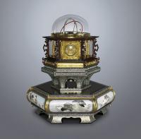 Tanaka Hisashige-Myriad year clock