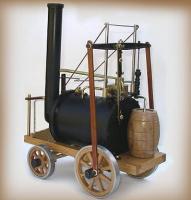 High Pressure Steam Engine