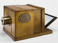 Louis Daguerre-Daguerreotype Process