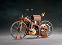 Gottlieb Daimler & Wilhelm Maybach-Motorcycle