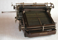 Japanese typewriter