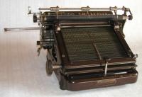 Kyota Sugimoto-Japanese typewriter