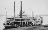 Robert Fulton-Steamboat