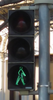 Electric Traffic Light
