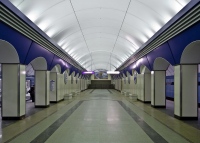 Alexey Nikolayevich Dushkin-Deep Column Station