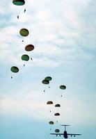 Knapsack Parachute