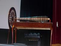 Benjamin Franklin-Glass harmonica