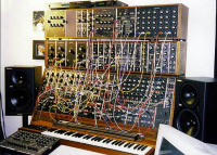 Robert Moog-Moog synthesizer