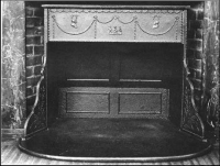 Franklin Stove(Circulating Fireplace)