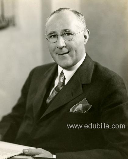 a biography of herbert george
