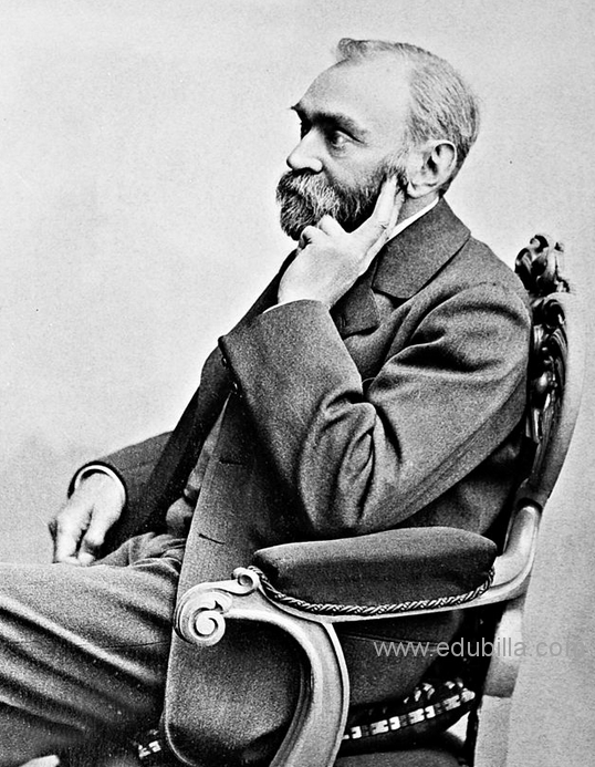 Alfred Nobel biography, list of Alfred Nobel inventions | edubilla.com