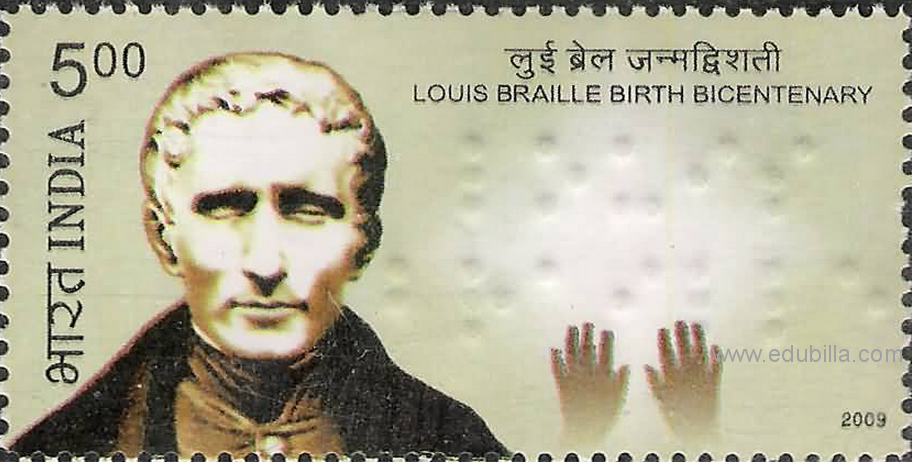 Louis Braille biography, list of Louis Braille inventions ...
