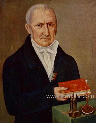 Alessandro Volta-Alessandro Volta