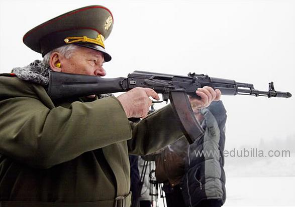 Mikhail Kalashnikov-Mikhail Kalashnikov