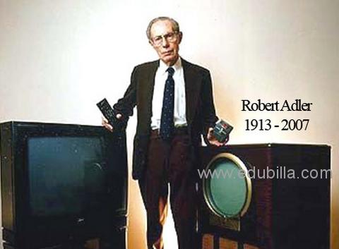 Robert Adler-Robert Adler