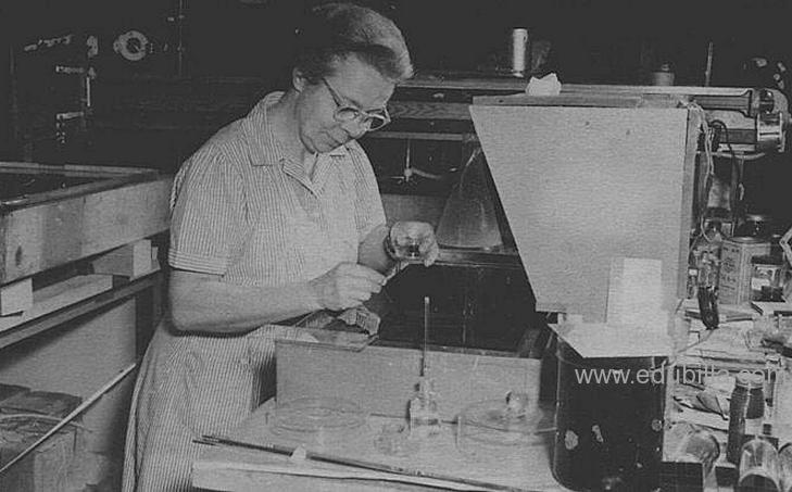 Katharine Burr Blodgett Biography List Of