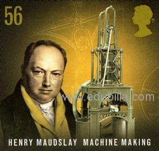 Henry Maudslay-Henry Maudslay