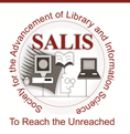 society for advancement of libraryand information science salis
