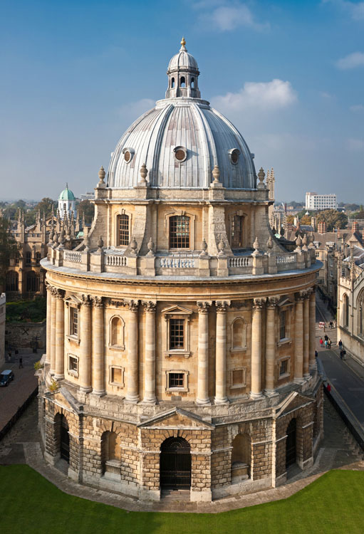 Bodleian Library, Oxford, UK