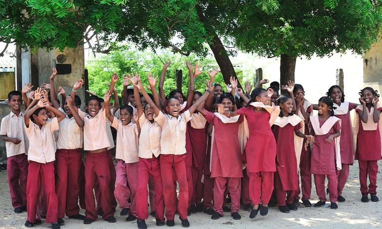 Tamil Nadu Government and Government Aided Schools Reopening Today.