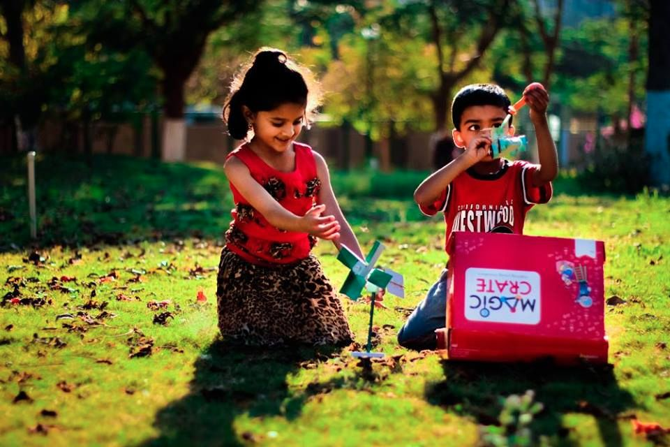 Education startup Magic Crate gets seed fund