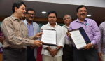 Telangana Signs MoU with ISRO to Promote Education