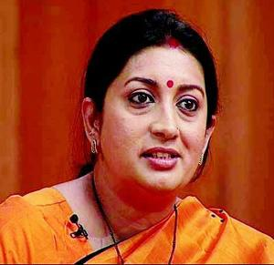 Irani Invites views on New Education Policy