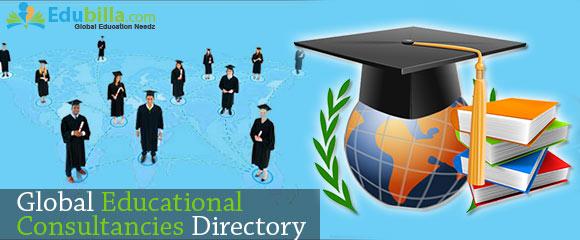 Global educational consultancies directory
