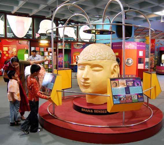 Innovation festival at Nehru Science Center