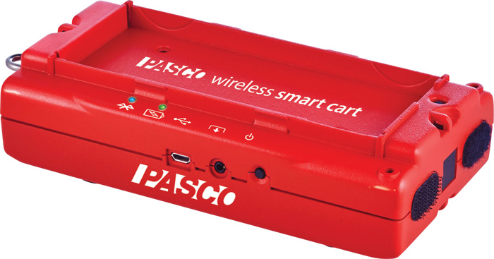 Wireless Smart Cart for Physics Experiments