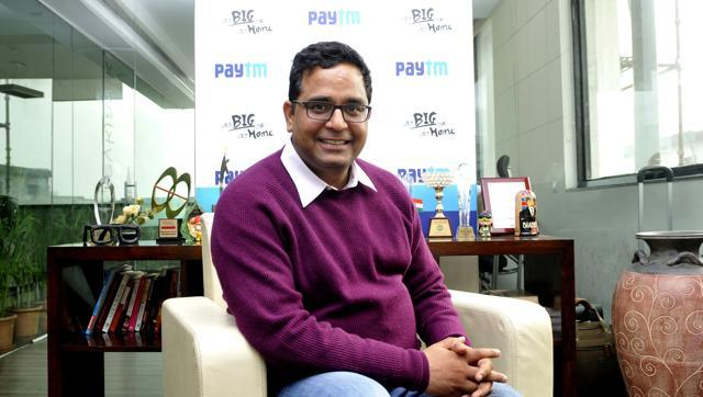 Cashless Paytm solution