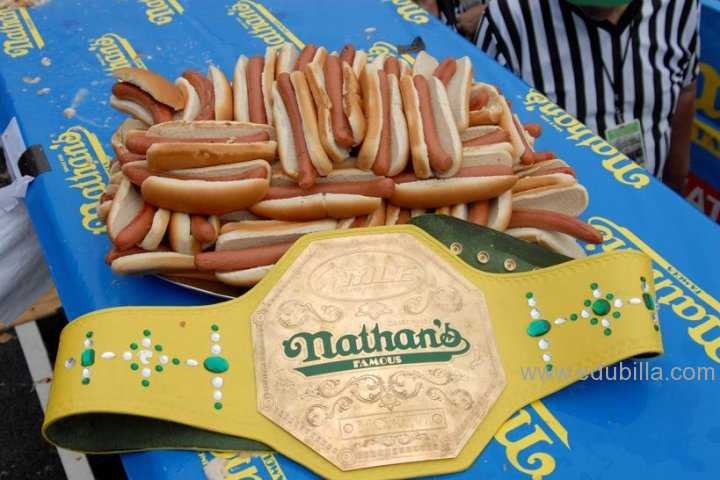 Nathan's Hot Dog Eating Contest