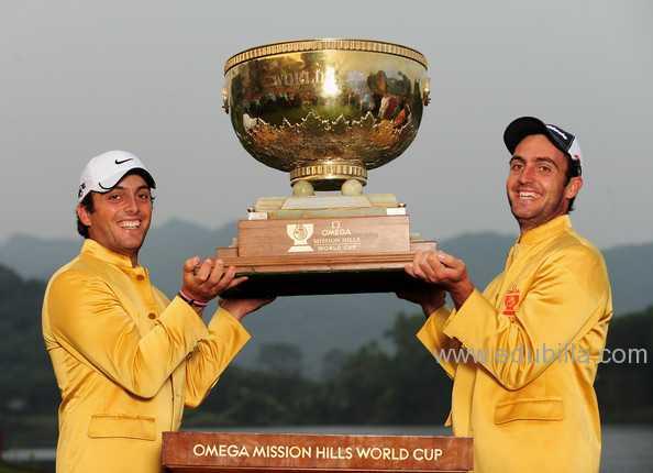 Golf World Cup