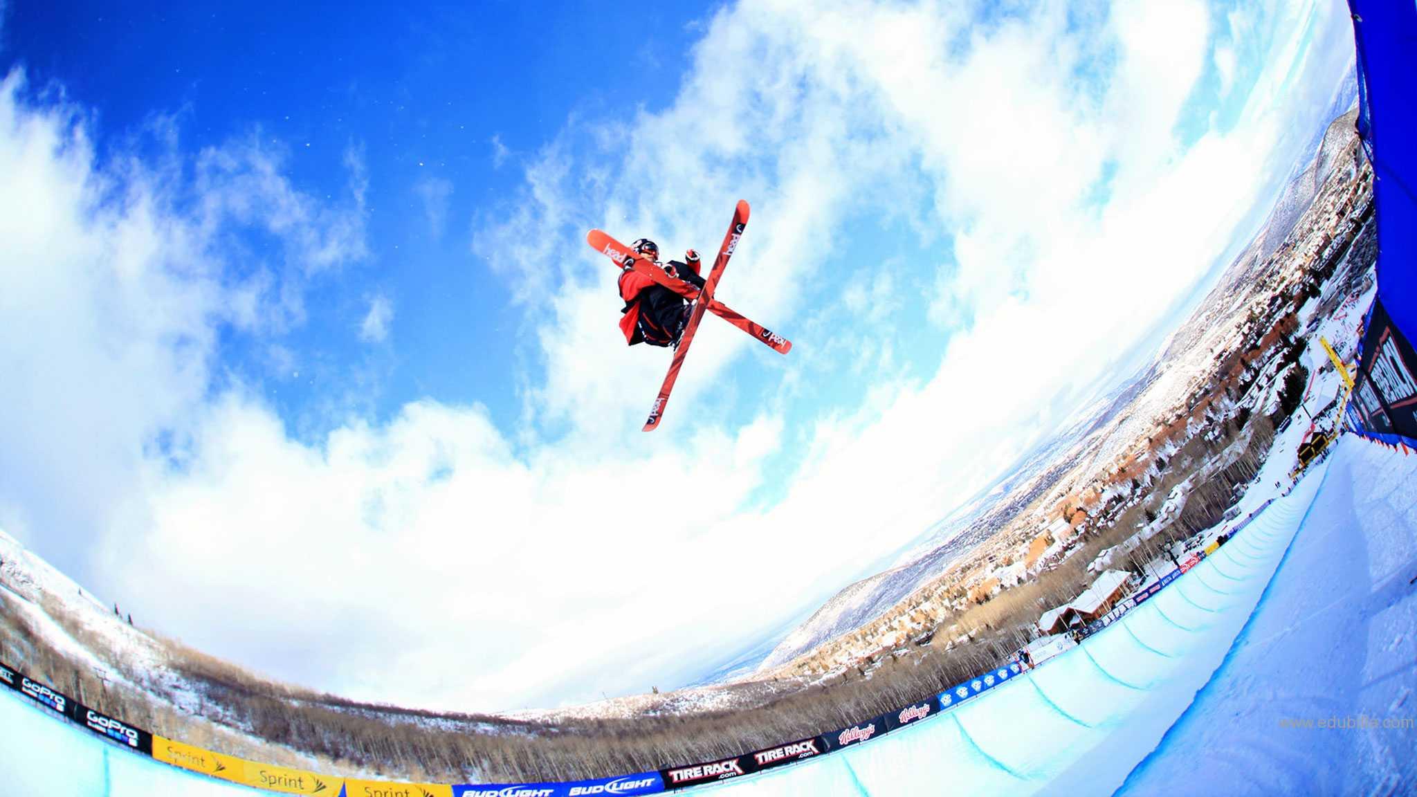 freestyl ski
