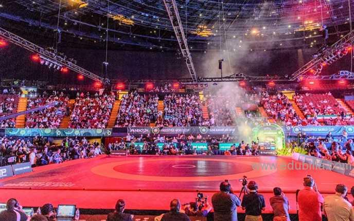 World Wrestling Championships